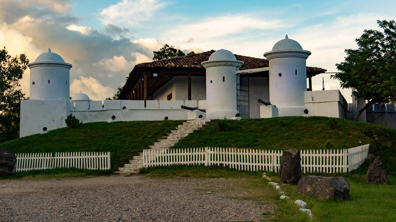 Fuerte San Cristóbal
